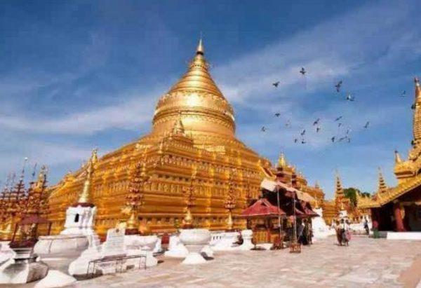 缅甸比特币
