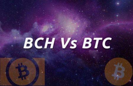 比特币与分叉币BCH