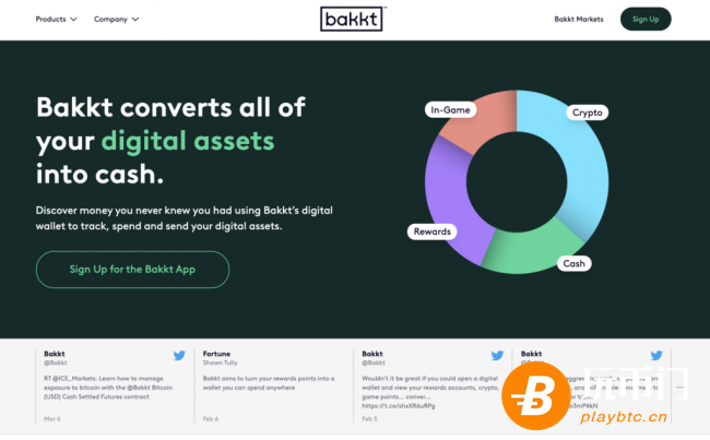 Bakkt 获微软3亿美元 B 轮融资,同步整合「星巴克」App