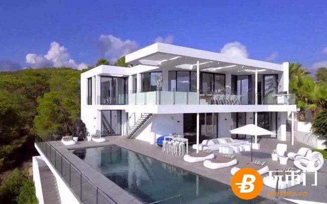 怎么用比特币买房?巴西豪华别墅标价362枚 BTC