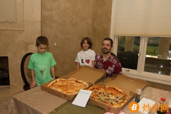比特币披萨