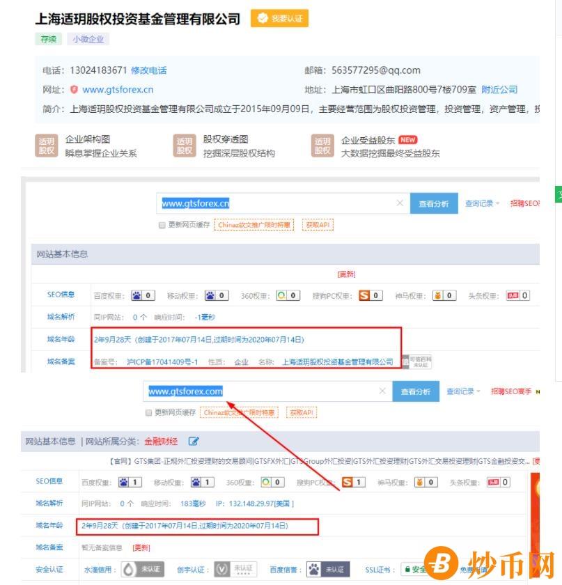 """GTS外汇平台骗局跑路 上海恩贤实施""""退出清零""""计划"""